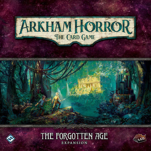 Arkham Horror: The Card Game – The Forgotten Age - The Board Gamer