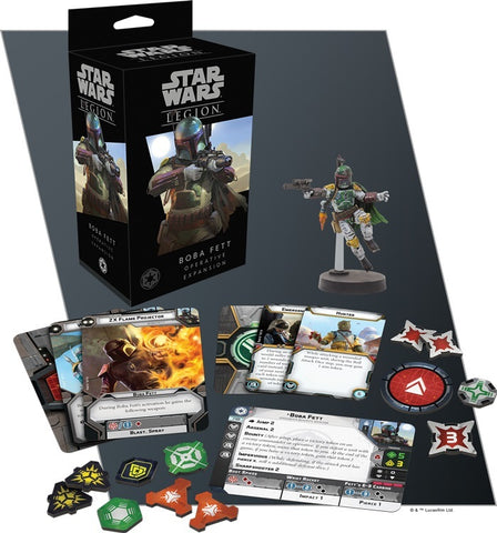 Star Wars Legion: Boba Fett Operative Expansion