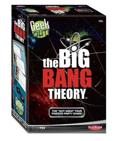 Geek Out! - The Big Bang Theory