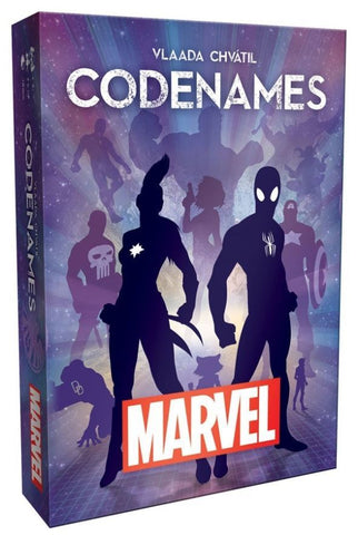 Codenames: Marvel - The Board Gamer