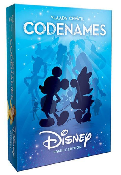 Codenames: Disney - The Board Gamer