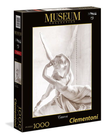 Clementoni Museum: 1000-Piece Puzzle - Cupid and Psyche - The Board Gamer