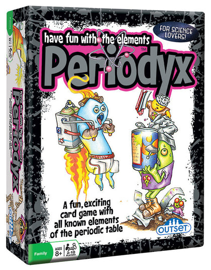 Periodyx - The Elemental Card Game