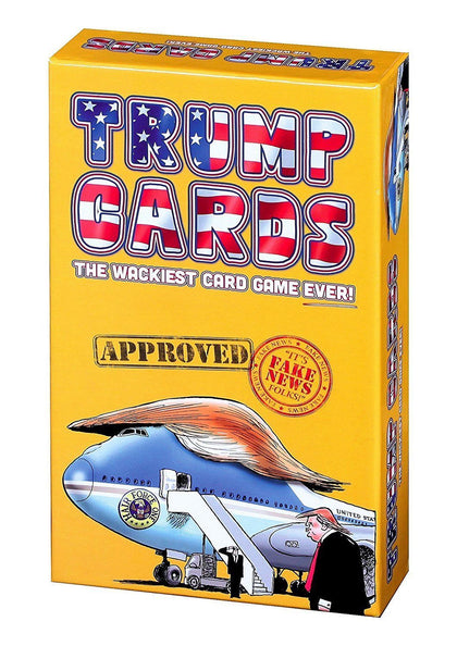 Trump Cards: The Wackest Game of Fake News