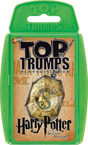 Top Trumps: Harry Potter - Deathly Hallows Part 1