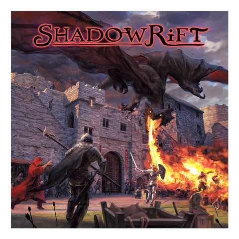 Shadowrift - 2nd Edition - The Board Gamer