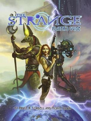 The Strange RPG: Players Guide - The Board Gamer