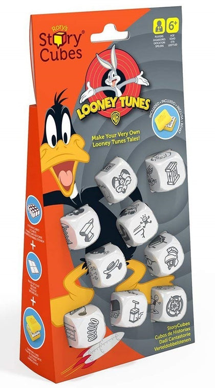 Rorys Story Cubes - Looney Tunes - The Board Gamer