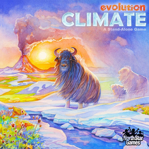 Evolution: Climate - Board Game - The Board Gamer