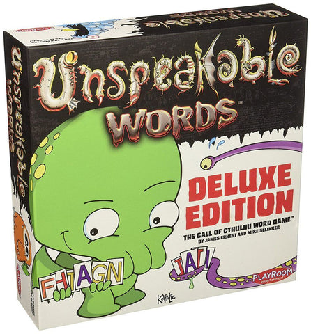 Unspeakable Words - Deluxe Edition