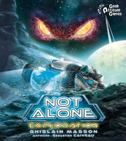 Not Alone: Exploration - Expansion