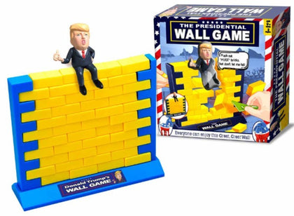 The Presidential Wall Game