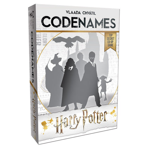 Codenames: Harry Potter - The Board Gamer