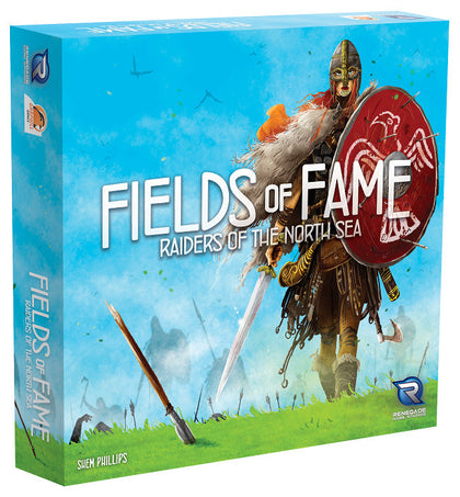 Raiders Of The North Sea: Fields of Fame - Game Expansion