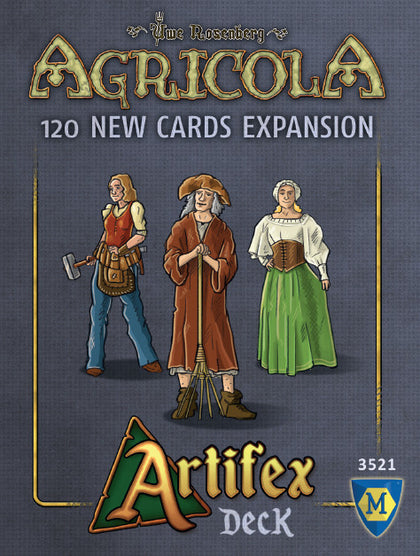 Agricola: Artifex - Deck Expansion