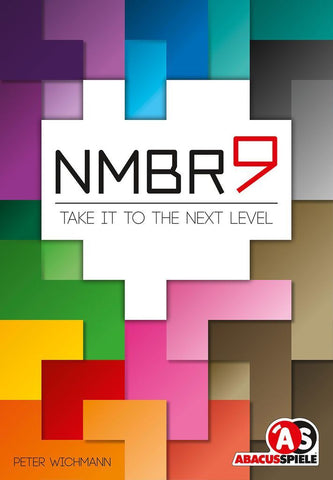 NMBR 9 - The Puzzle Strategy Game