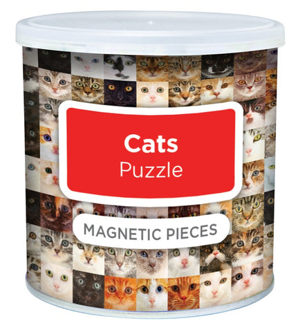 Cats - Magnetic Puzzle (100-Pc)
