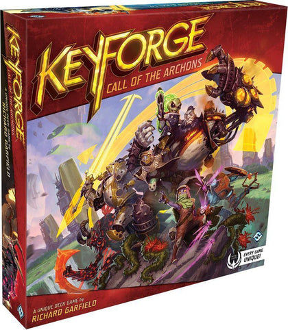 KeyForge: Call of the Archons! - The Board Gamer