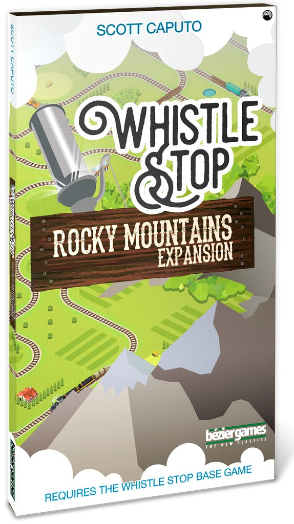 Whistle Stop: Rocky Mountains - Expansion