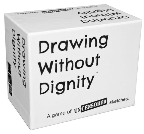 Drawing Without Dignity - Base Game