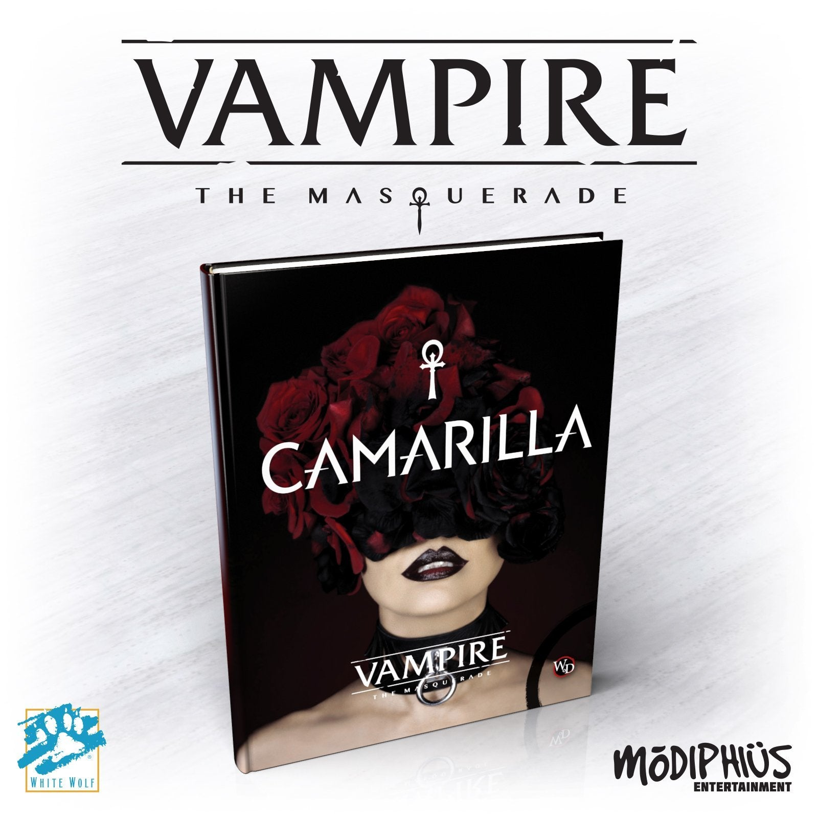 Vampire: The Masquerade - Camarilla Source-Book