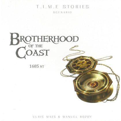 T.I.M.E Stories: Brotherhood of the Coast - Expansion Set - The Board Gamer