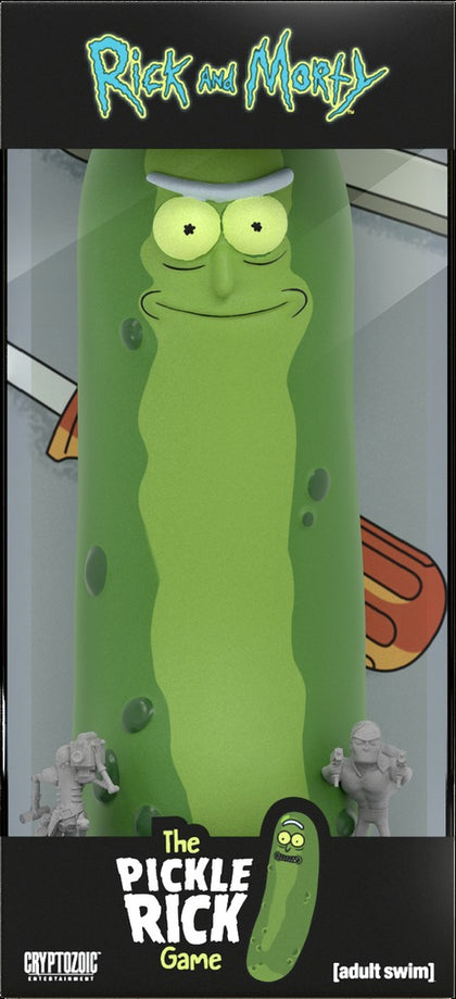 Rick and Morty - The Pickle Rick Game