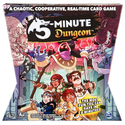 5 Minute Dungeon - Card Game