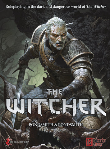 The Witcher - The Board Gamer