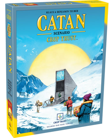 Catan: Crop Trust Scenario Expansion