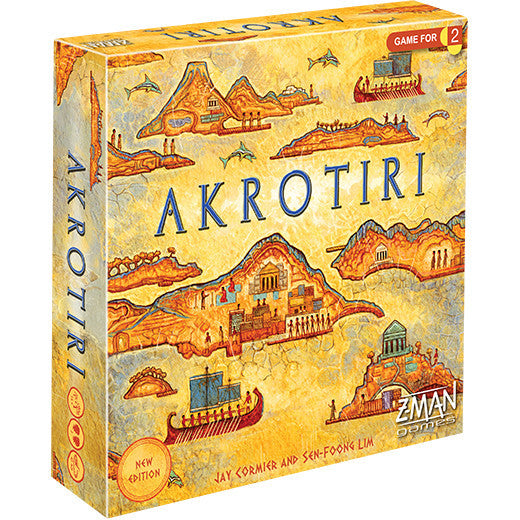 Akrotiri - Revised Edition