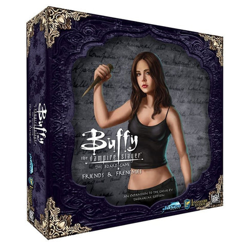 Buffy the Vampire Slayer: Friends & Frenemies - Expansion