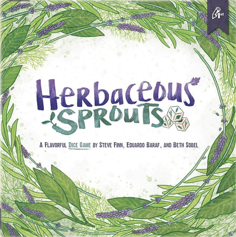 Herbaceous Sprouts - Dice Game - The Board Gamer