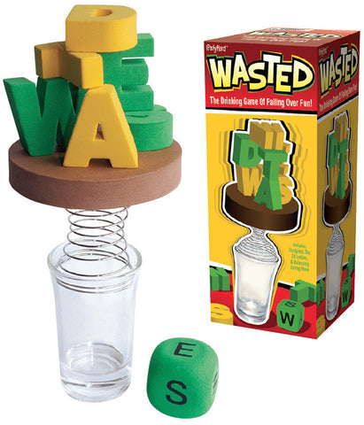 iPartyHard: Wasted - Drinking Game - The Board Gamer