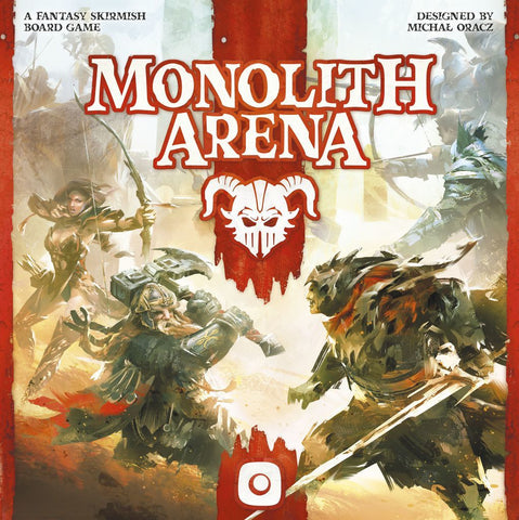 Monolith: Arena - Board Game