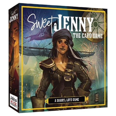 Sweet Jenny - Board Game - The Board Gamer