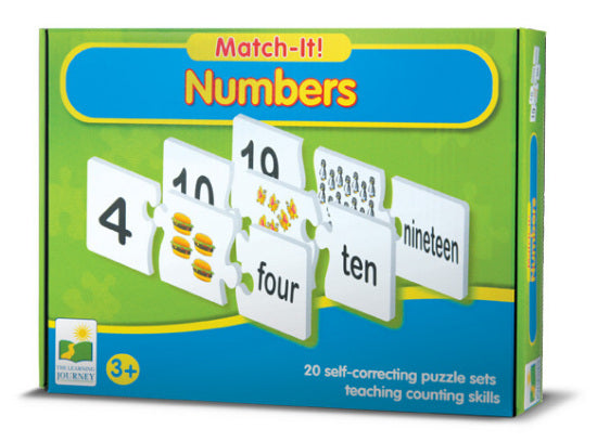 Match It - Numbers