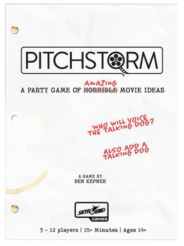 Pitchstorm - Party Game