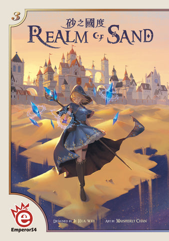 Realm of Sand - Board Game