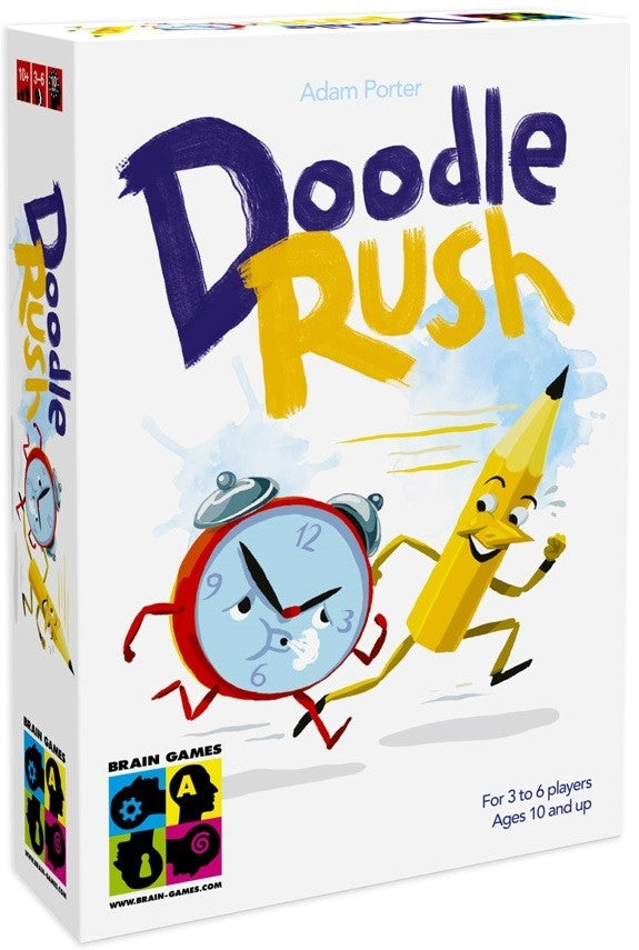 Doodle Rush - Card Game