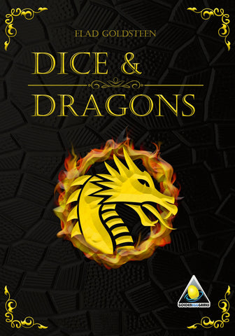 Dice & Dragons - Dice Game - The Board Gamer
