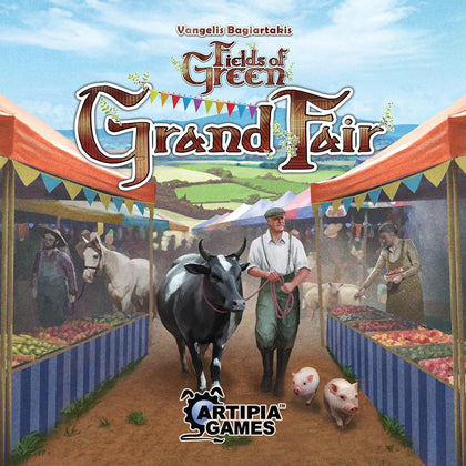 Fields of Green: Grand Fair - Game Expansion