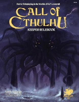 Call of Cthulhu: Keeper Rulebook - The Board Gamer