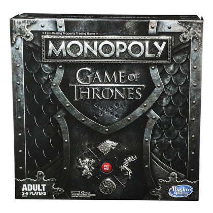 Monopoly: Game of Thrones - Adult Edition - The Board Gamer