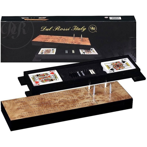 Deluxe Cribbage Set