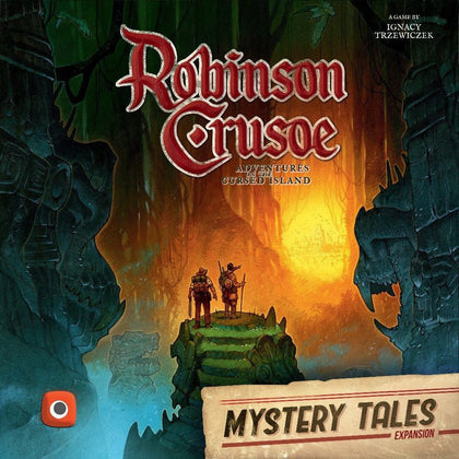 Robinson Crusoe: Mystery Tales - Game Expansion - The Board Gamer