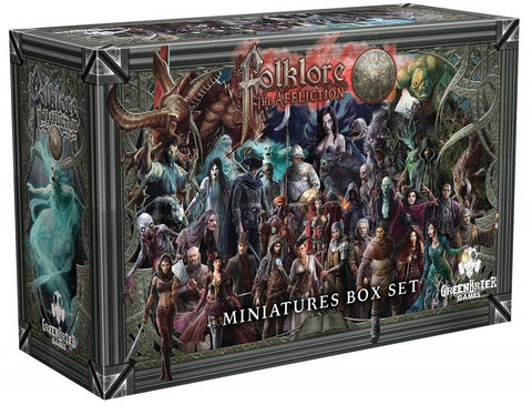 Folklore: The Affliction - Miniatures Box