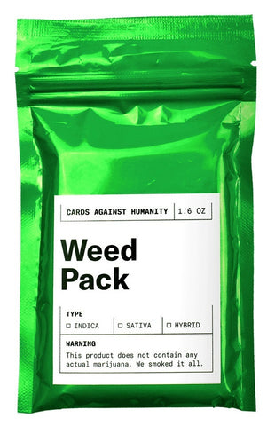 Cards Against Humanity - Weed Pack - The Board Gamer