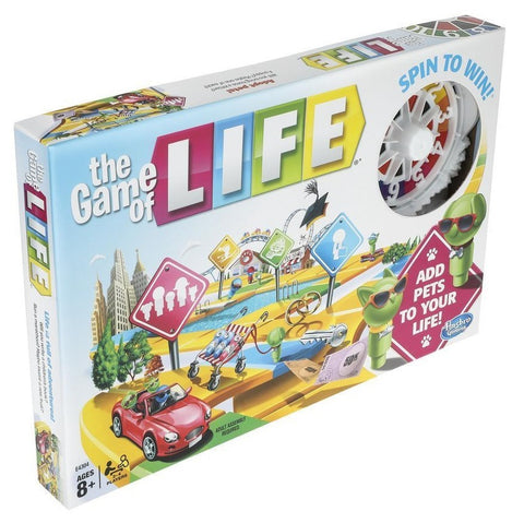 The Game Of Life - Board Game - The Board Gamer