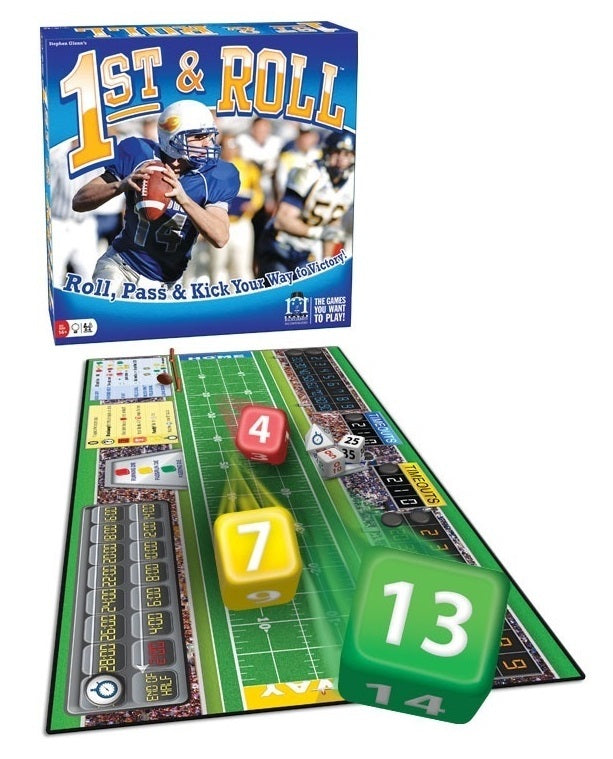 1st and Roll - Board Game